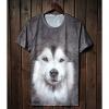 Trend Животные печати серии шорты LangTuo Мужская (Цвет экрана) (74) #01279846