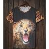 Trend Животные печати серии шорты LangTuo Мужская (Цвет экрана) (45) #01279771